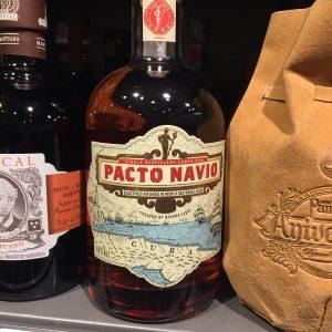 Rum Flasche